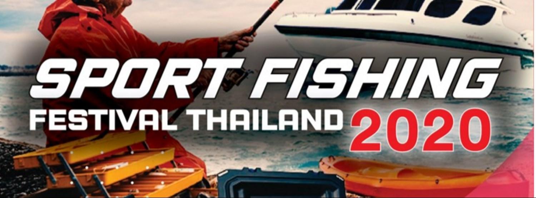 Sport Fishing Festival Thailand 2020 Zipevent