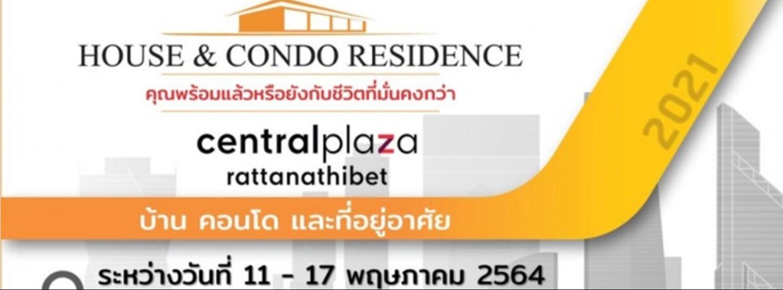 House & Condo Residence@centralplaza Rattanathibet Zipevent