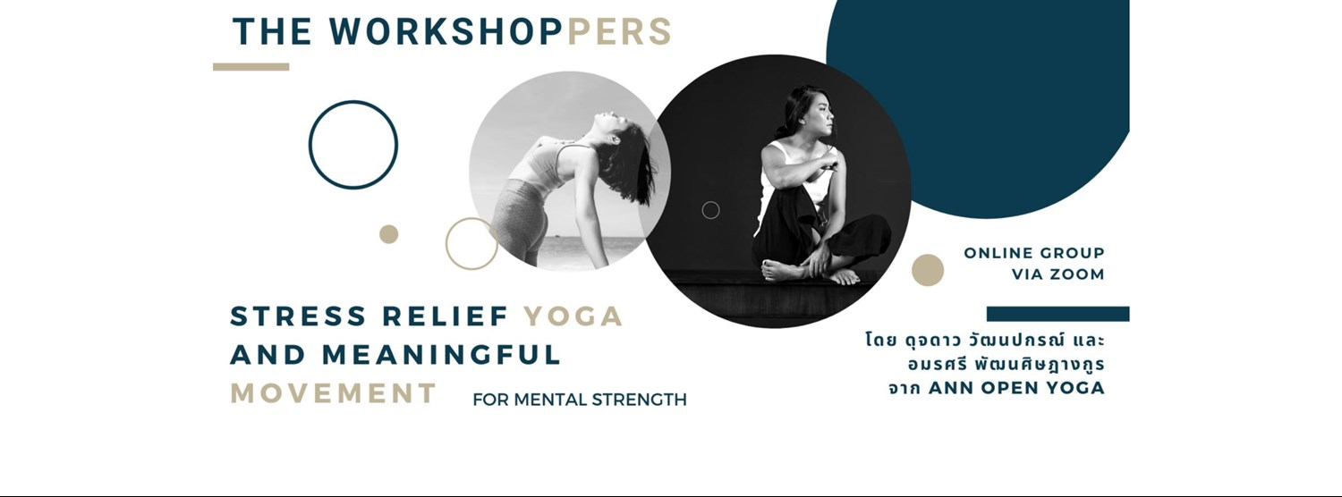 Stress Relief Yoga and Meaningful Movement for Mental Strength Zipevent