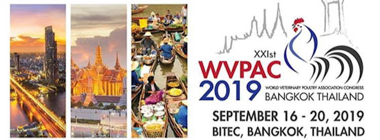 World Veterinary Poultry Association Congress (WVPAC 2019) Zipevent