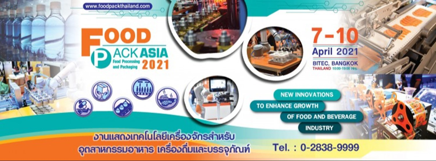 FOOD PACK ASIA 2021 Zipevent