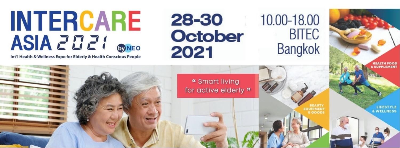 Intercare Asia 2021 Zipevent