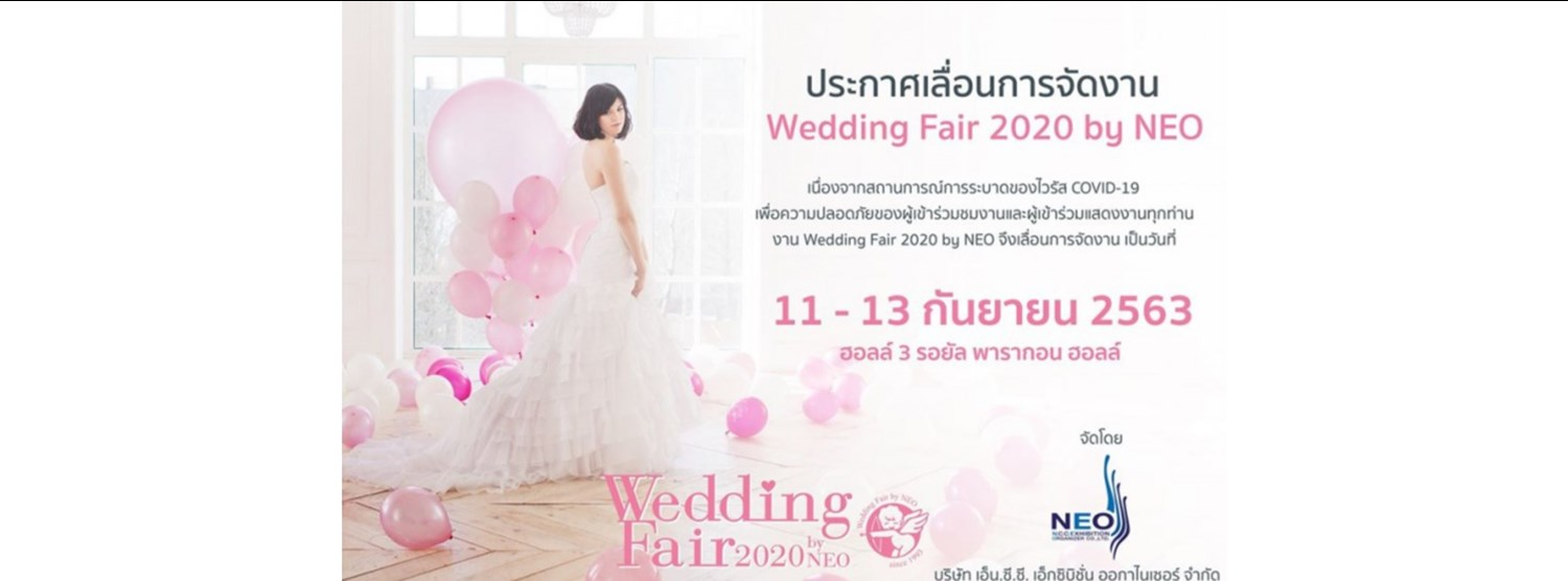 Wedding Fair 2020 by NEO Zipevent