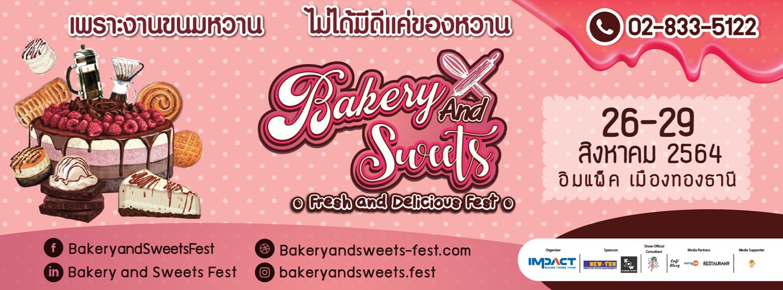 Bakery & Sweets Fest 2021 Zipevent