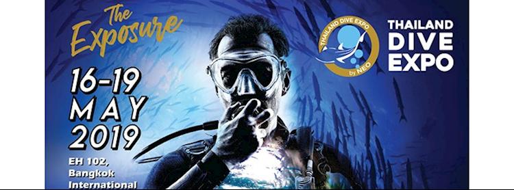 Thailand Dive Expo 2019 Zipevent