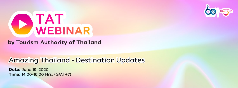 (REPLAY) Amazing Thailand - Destination Updates Zipevent