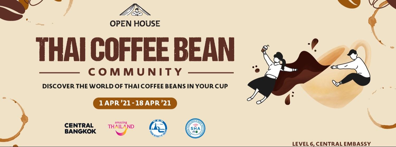 Thai Coffee Bean Community Zipevent