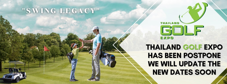 (เลื่อนการจัดงาน) Thailand Golf Expo 2021 Zipevent