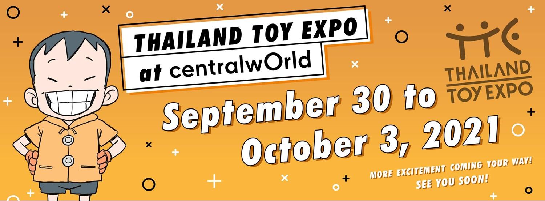 Thailand Toy Expo 2021 Zipevent
