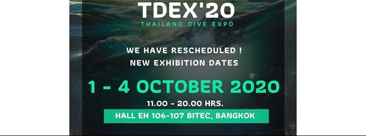 Thailand Dive Expo 2020 Zipevent