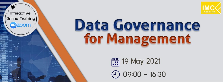 Data Governance for Management Zipevent