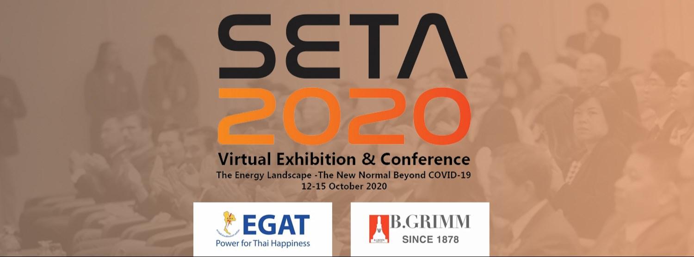 SETA2020 Virtual Exhibition & Conference Zipevent