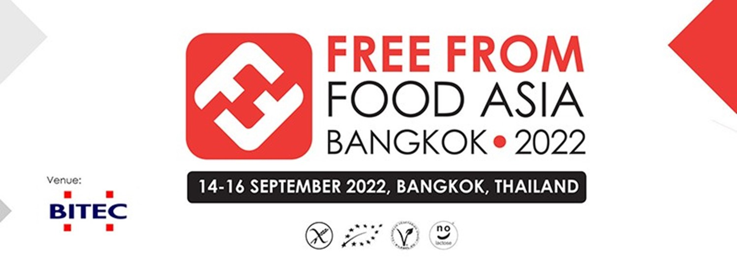 FREE FROM FOOD ASIA 2022 Zipevent